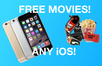 Watch/Stream Movies for FREE [NO Jailbreak] [NO App] - ANY iOS (iPhone, iPad, iPod Touch) 8 - 8.4