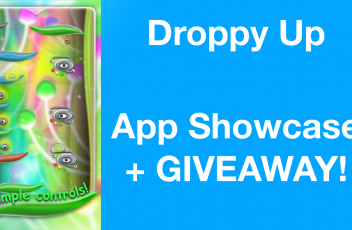 Droppy Up iPhone App Showcase and GIVEAWAY!