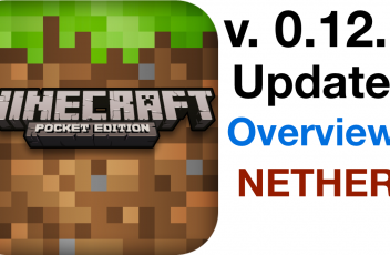Minecraft Pocket Edition v.0.12.1