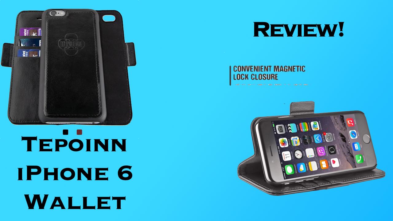 Tepoinn iPhone 6 Wallet Case
