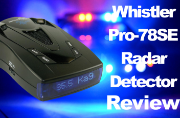 Whistler Pro-78SE Radar Detector