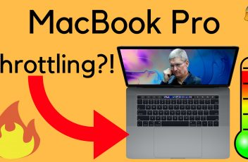 MacBook Pro THROTTLING