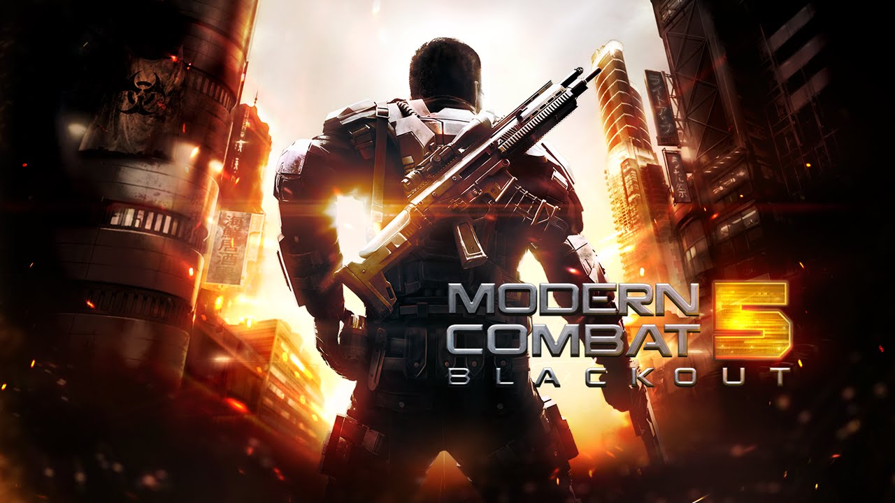 Modern Combat 5: Blackout, now Free-to-Play