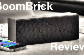 Olixar BoomBrick Wireless Bluetooth Speaker