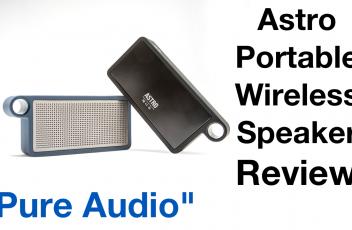 Astro Speaker