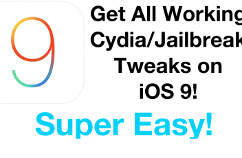 List Of Working Cydia Tweaks