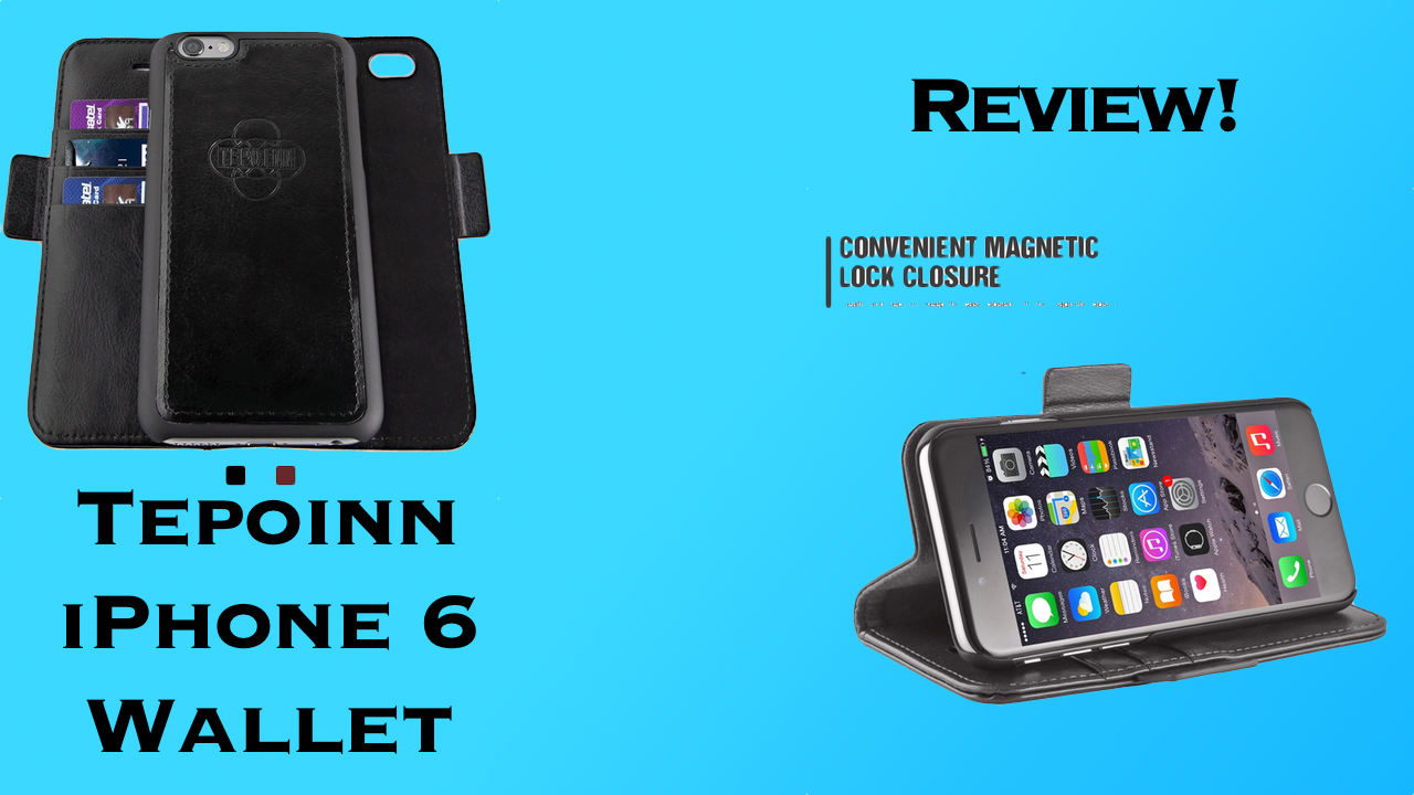 Tepoinn iPhone 6 Wallet Case