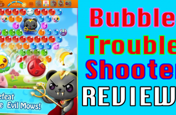 Bubble Trouble Shooter