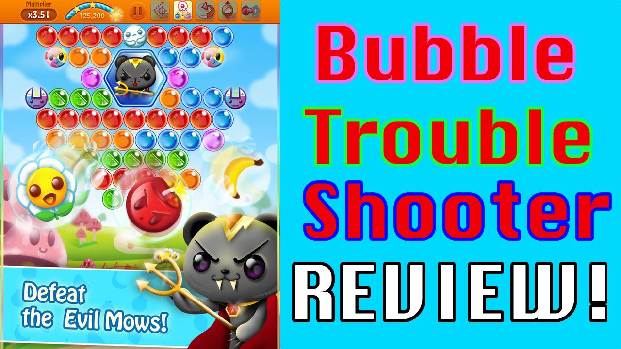 Bubble Trouble Shooter